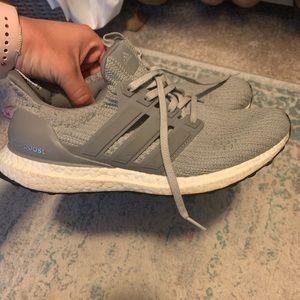 Grey Women's Adidas Ultraboost